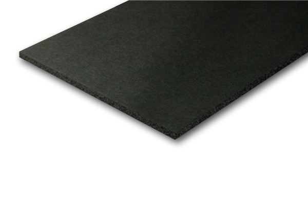 Maxx-Board, schwarz, 5 mm