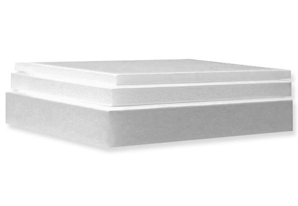 Maxx-Board, weiß, 3 mm, 5 mm, 10 mm